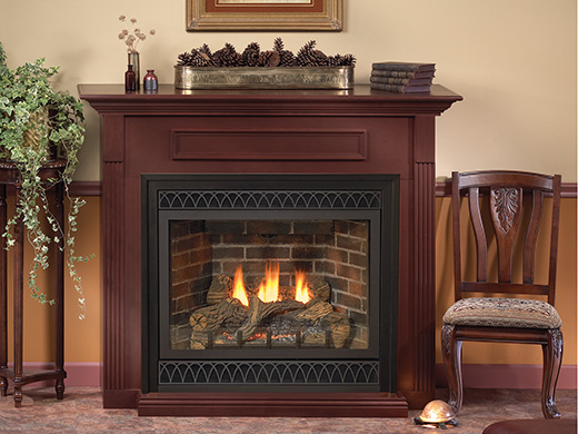 Madison Direct Vent Fireplaces American Hearth