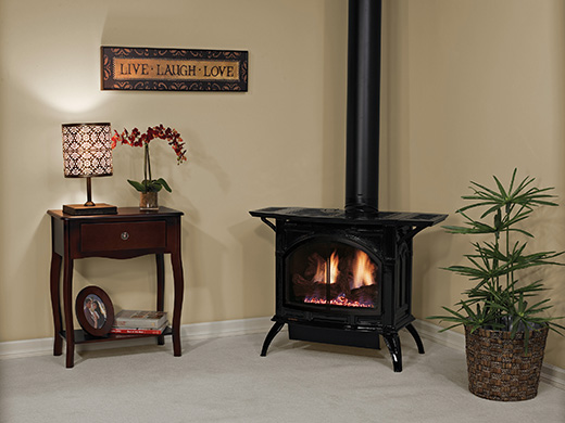 American Hearth manufactures Direct-Vent