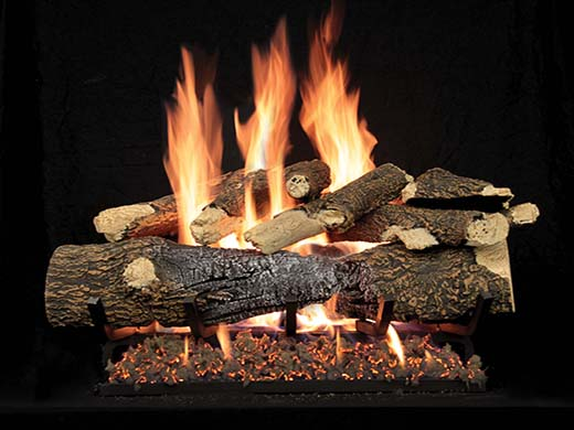 Vented Traditional Log Sets American Hearth