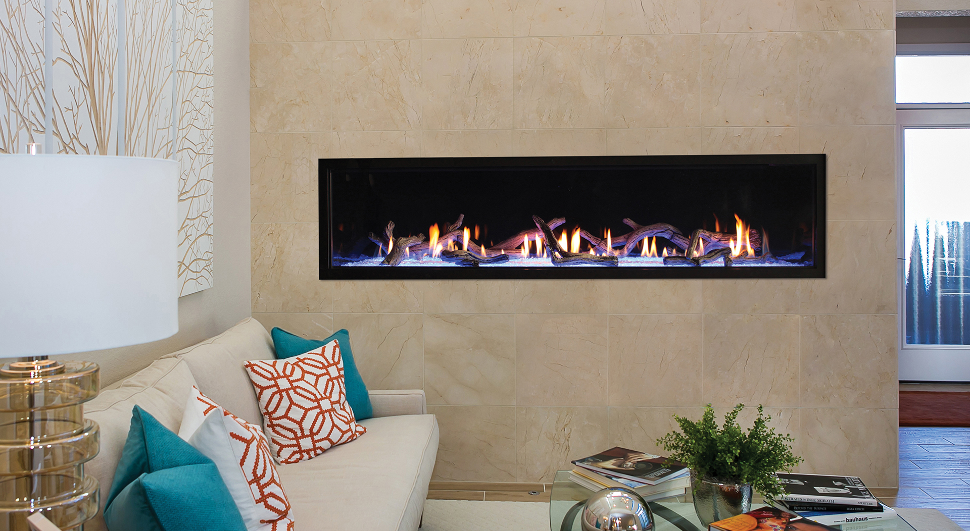 faux custom painting fireplace portfolio paint houseart stone reilly boulevard interior during