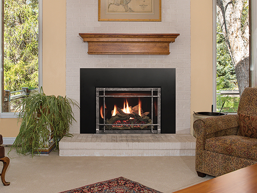 Traditional Direct Vent Inserts American Hearth